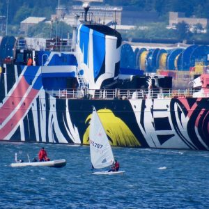 Dazzle Ship in Forth
