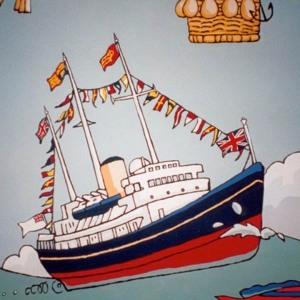 Britannia detail