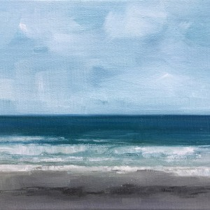 Harris beach, small study