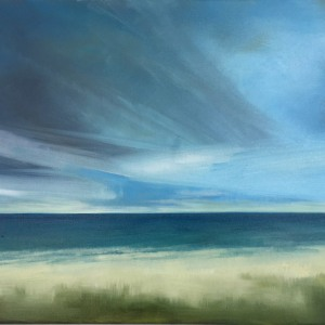 Sea and sky, Barra