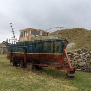 Etruscan Smile 2016 - boat after
