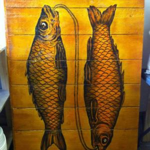 Gellis fish panel