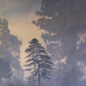 Tree backing detail